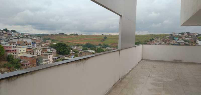 cobertura 3 quartos 11 - Cobertura 3 quartos à venda Barra, Muriaé - R$ 1.090.000 - MTCO30001 - 5