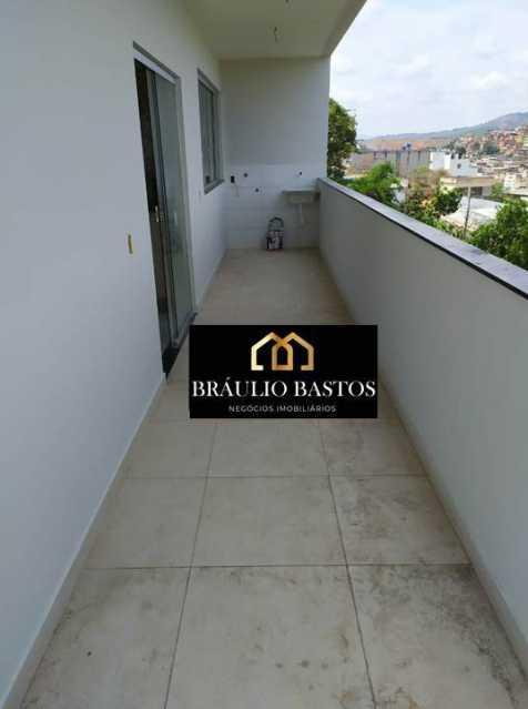 Slide9 - Casa 2 quartos à venda Porto Belo, Muriaé - R$ 220.000 - MTCA20014 - 11