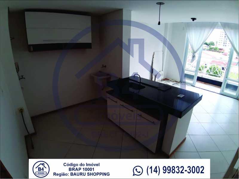 Sem título-5 - Apartamento 1 quarto à venda Vila Nova Cidade Universitária, Bauru - R$ 270.000 - BRAP10001 - 6