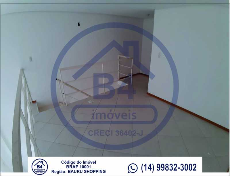 Sem título-9 - Apartamento 1 quarto à venda Vila Nova Cidade Universitária, Bauru - R$ 270.000 - BRAP10001 - 10