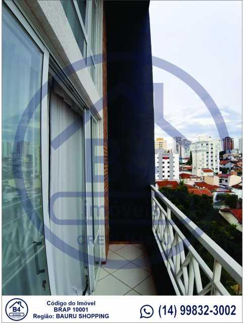 Sem título-11 - Apartamento 1 quarto à venda Vila Nova Cidade Universitária, Bauru - R$ 270.000 - BRAP10001 - 12