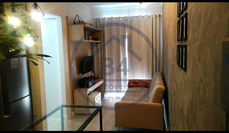 7. - Apartamento 1 quarto à venda Vila Aeroporto Bauru, Bauru - R$ 231.000 - BRAP10002 - 8