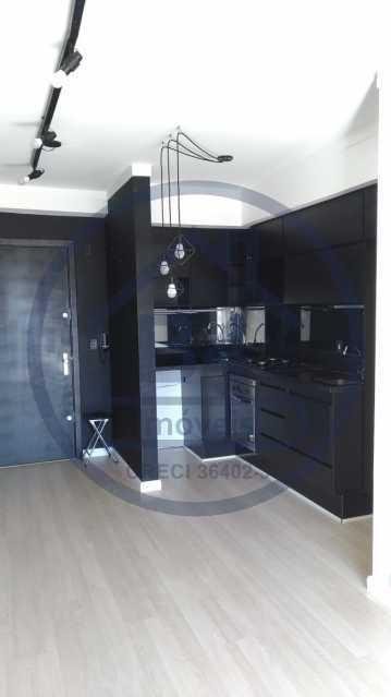 8. - Apartamento 1 quarto à venda Vila Aeroporto Bauru, Bauru - R$ 231.000 - BRAP10002 - 9