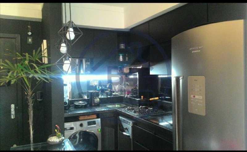 9. - Apartamento 1 quarto à venda Vila Aeroporto Bauru, Bauru - R$ 231.000 - BRAP10002 - 10
