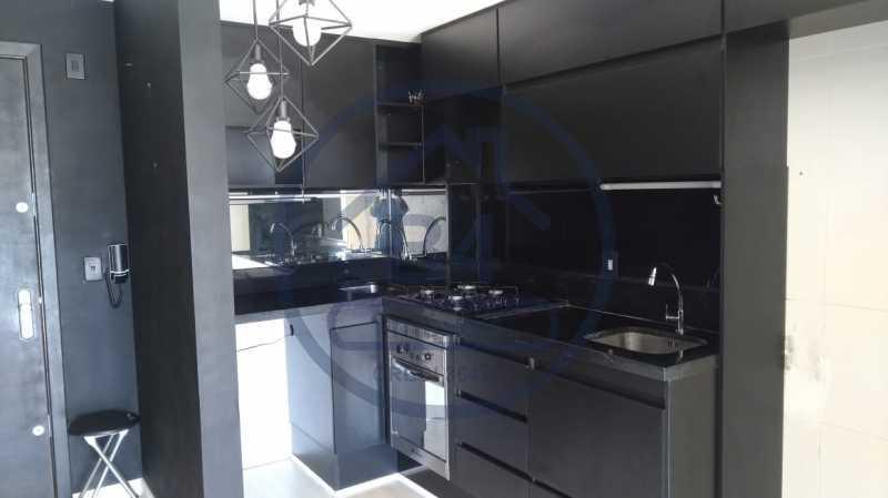 10. - Apartamento 1 quarto à venda Vila Aeroporto Bauru, Bauru - R$ 231.000 - BRAP10002 - 11