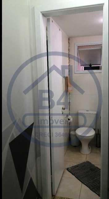13. - Apartamento 1 quarto à venda Vila Aeroporto Bauru, Bauru - R$ 231.000 - BRAP10002 - 14