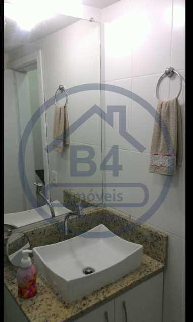 15. - Apartamento 1 quarto à venda Vila Aeroporto Bauru, Bauru - R$ 231.000 - BRAP10002 - 16