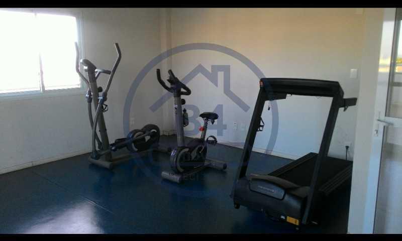 17. - Apartamento 1 quarto à venda Vila Aeroporto Bauru, Bauru - R$ 231.000 - BRAP10002 - 18