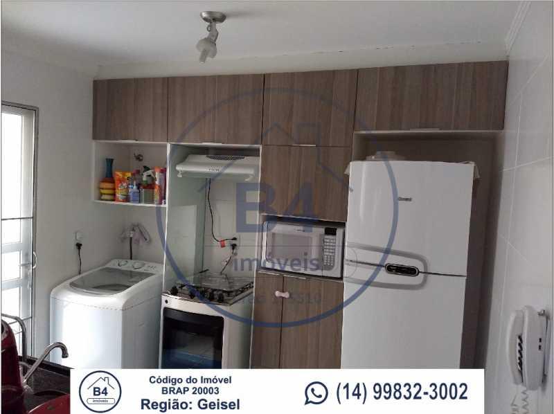 3 - Apartamento 2 quartos à venda Reserva Belas Nações, Bauru - R$ 185.000 - BRAP20003 - 4