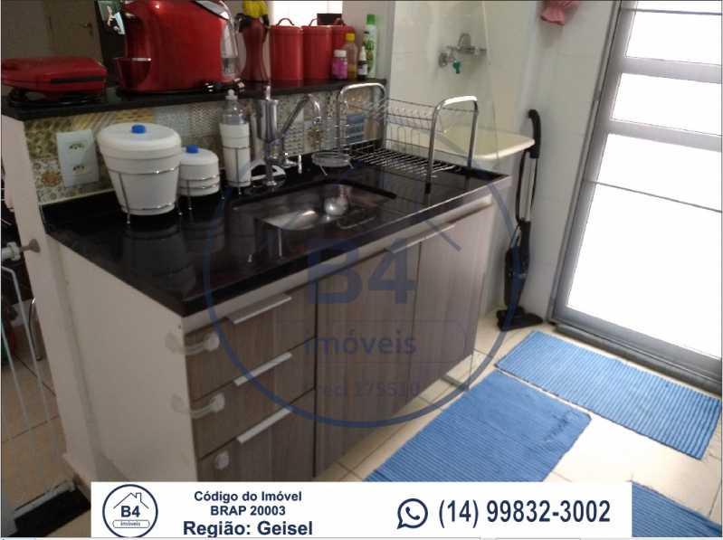 4 - Apartamento 2 quartos à venda Reserva Belas Nações, Bauru - R$ 185.000 - BRAP20003 - 5