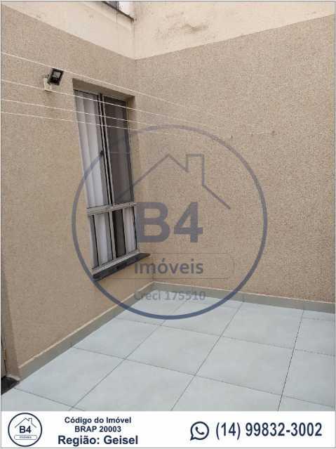 6 - Apartamento 2 quartos à venda Reserva Belas Nações, Bauru - R$ 185.000 - BRAP20003 - 7