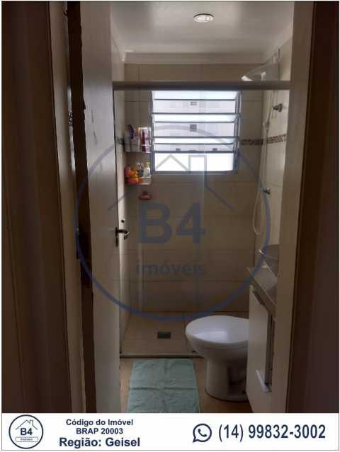 7 - Apartamento 2 quartos à venda Reserva Belas Nações, Bauru - R$ 185.000 - BRAP20003 - 8