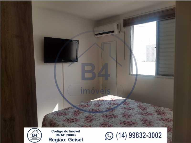 10 - Apartamento 2 quartos à venda Reserva Belas Nações, Bauru - R$ 185.000 - BRAP20003 - 11