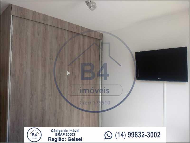 11 - Apartamento 2 quartos à venda Reserva Belas Nações, Bauru - R$ 185.000 - BRAP20003 - 12