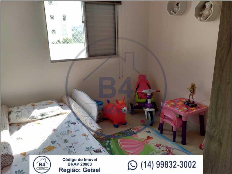 12 - Apartamento 2 quartos à venda Reserva Belas Nações, Bauru - R$ 185.000 - BRAP20003 - 13