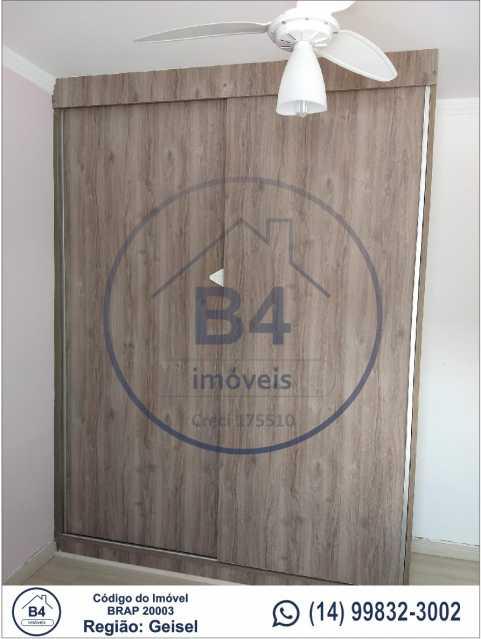 13 - Apartamento 2 quartos à venda Reserva Belas Nações, Bauru - R$ 185.000 - BRAP20003 - 14
