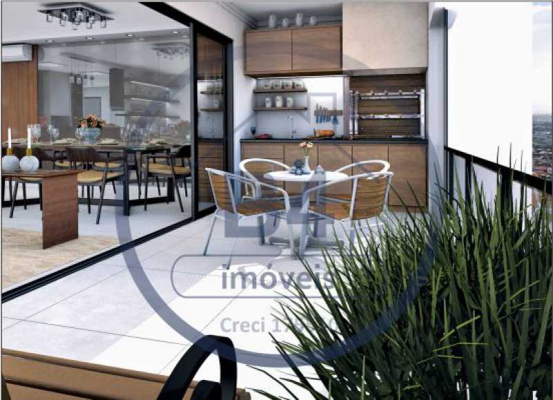 WhatsApp Image 2020-10-07 at 1 - Apartamento 3 quartos à venda Parque Jardim Europa, Bauru - BRAP30001 - 3