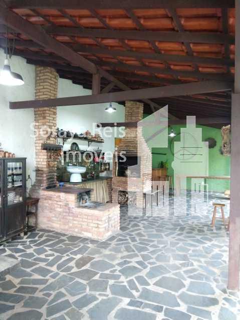 casa Havai - Casa 4 quartos à venda Estrela Dalva, Belo Horizonte - R$ 770.000 - 510 - 1