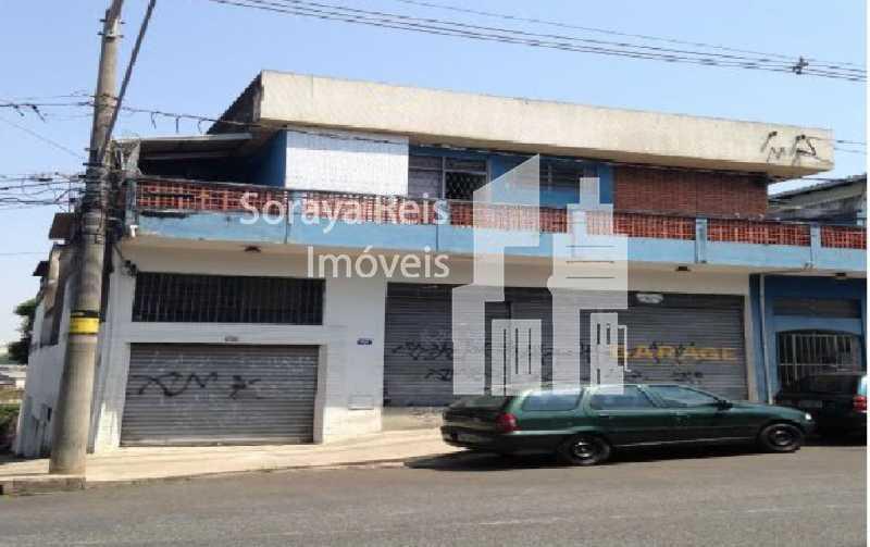 1034 e 1036-3 - Loja 291m² à venda Calafate, Belo Horizonte - R$ 813.000 - 486 - 1