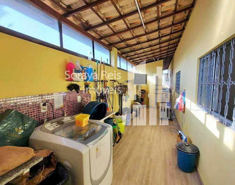 7 - Casa 3 quartos à venda Palmeiras, Belo Horizonte - R$ 490.000 - 755 - 28