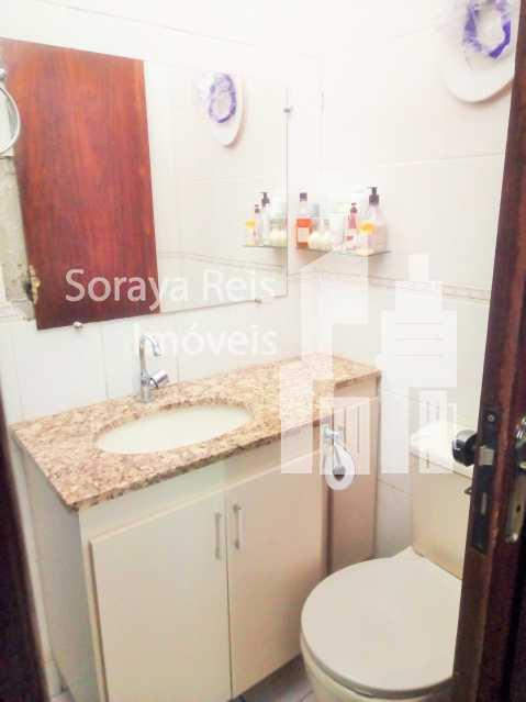 IMG_20180419_104032 - Casa geminada 3 quartos à venda Havaí, Belo Horizonte - R$ 280.000 - 451 - 3