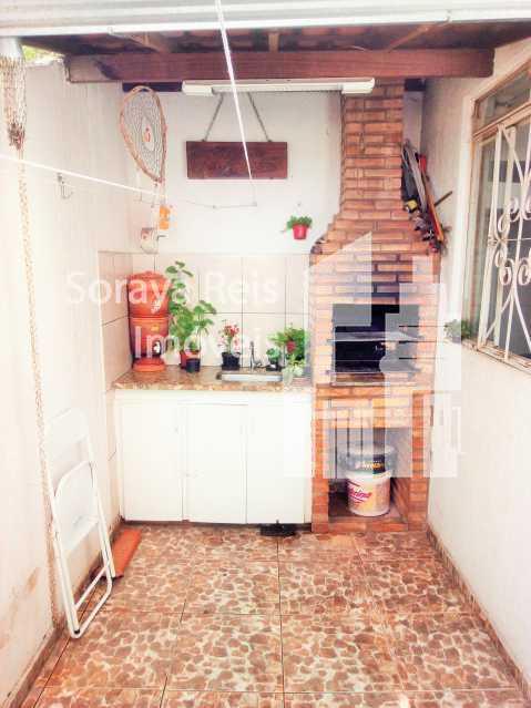 IMG_20180419_105259 - Casa geminada 3 quartos à venda Havaí, Belo Horizonte - R$ 280.000 - 451 - 16