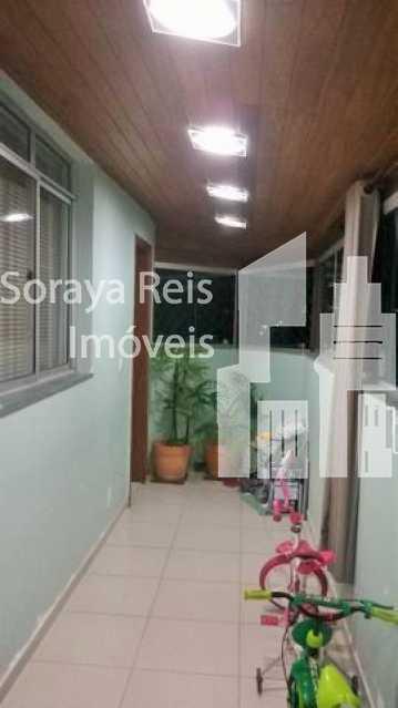 Ailton7 2 - Apartamento 3 quartos à venda Estrela do Oriente, Belo Horizonte - R$ 430.000 - 787 - 17