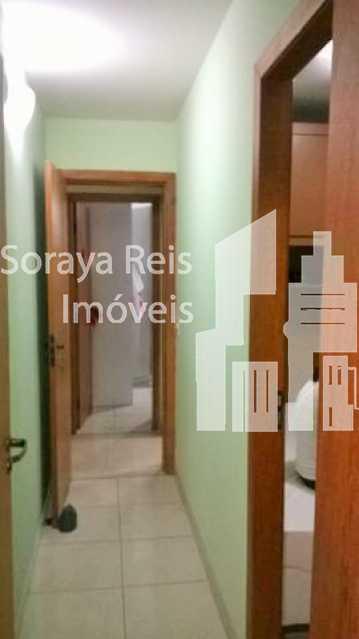 Ailton9 2 - Apartamento 3 quartos à venda Estrela do Oriente, Belo Horizonte - R$ 430.000 - 787 - 4