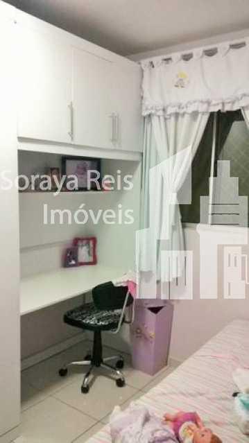 Ailton11 2 - Apartamento 3 quartos à venda Estrela do Oriente, Belo Horizonte - R$ 430.000 - 787 - 14