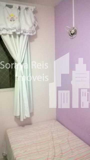 Ailton18 2 - Apartamento 3 quartos à venda Estrela do Oriente, Belo Horizonte - R$ 430.000 - 787 - 7