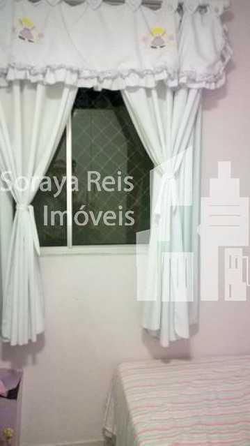 Ailton19 2 - Apartamento 3 quartos à venda Estrela do Oriente, Belo Horizonte - R$ 430.000 - 787 - 12