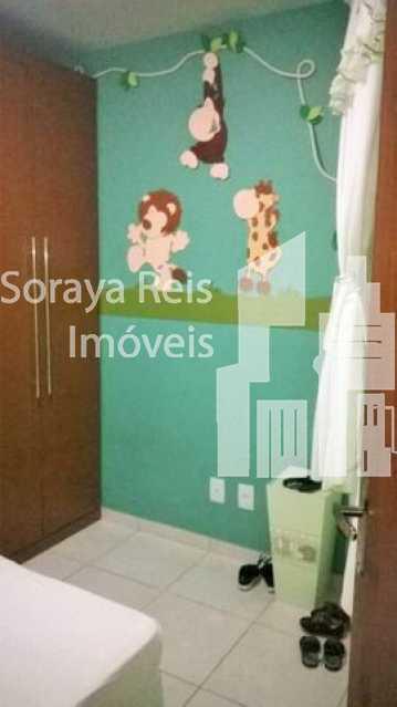 Ailton20 2 - Apartamento 3 quartos à venda Estrela do Oriente, Belo Horizonte - R$ 430.000 - 787 - 11