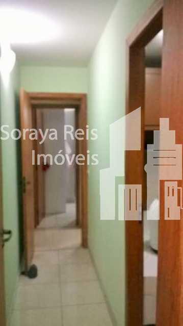 Aiton4 2 - Apartamento 3 quartos à venda Estrela do Oriente, Belo Horizonte - R$ 430.000 - 787 - 6