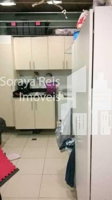 Aiton15 2 - Apartamento 3 quartos à venda Estrela do Oriente, Belo Horizonte - R$ 430.000 - 787 - 19
