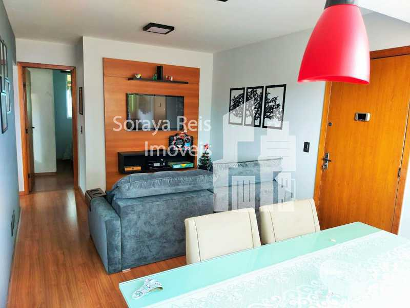 IMG-20210118-WA0054 - Apartamento 3 quartos à venda Estrela do Oriente, Belo Horizonte - R$ 430.000 - 787 - 1