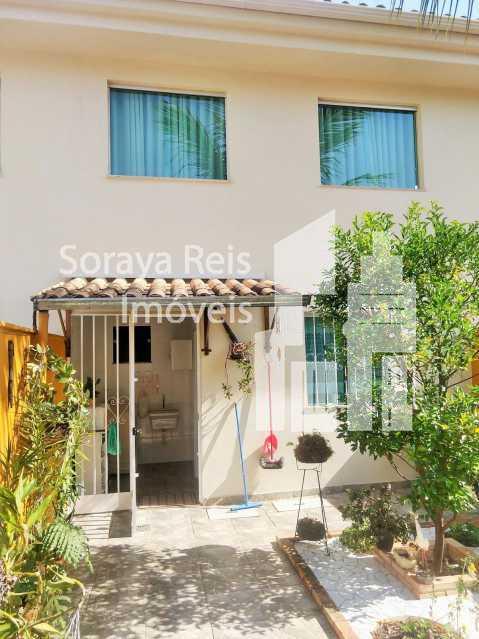IMG_20200917_085959621_HDR - Casa 4 quartos à venda Glória, Belo Horizonte - R$ 550.000 - 654 - 1