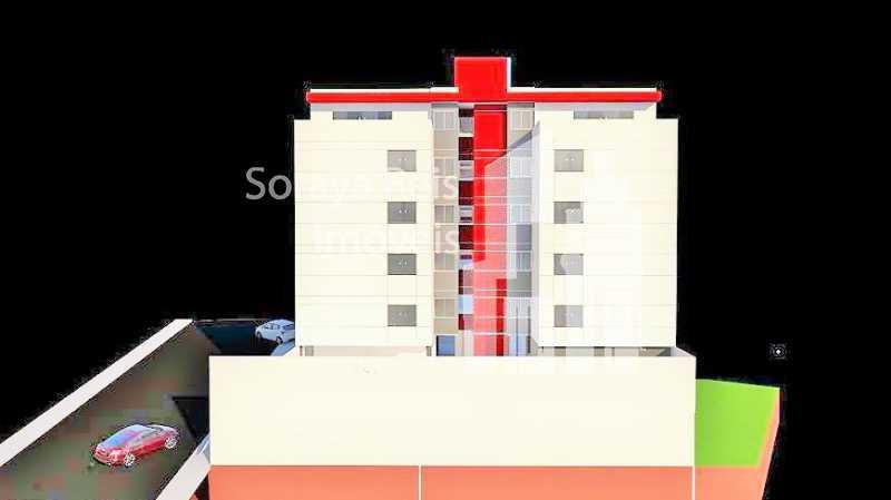 ef47d1ff2fa2bc4d62646fad853c75 - Apartamento 3 quartos à venda São Lucas, Belo Horizonte - R$ 429.000 - 825 - 1