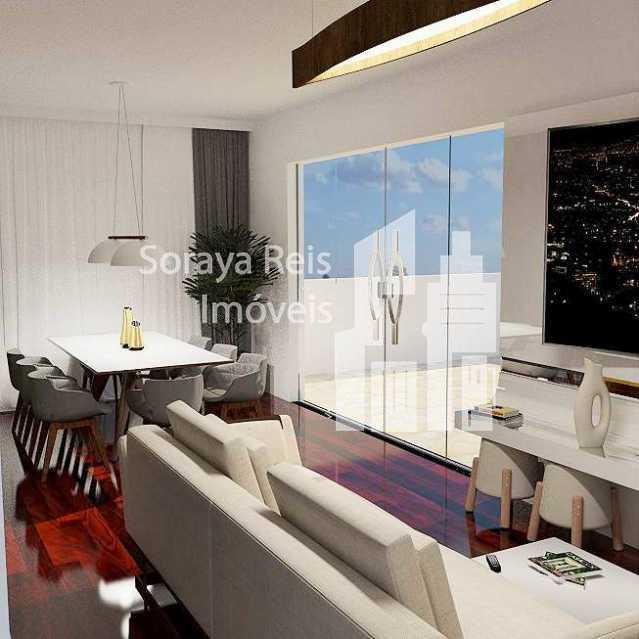 0e3bb868042968eaa95ffdd019246f - Apartamento 3 quartos à venda São Lucas, Belo Horizonte - R$ 429.000 - 825 - 5
