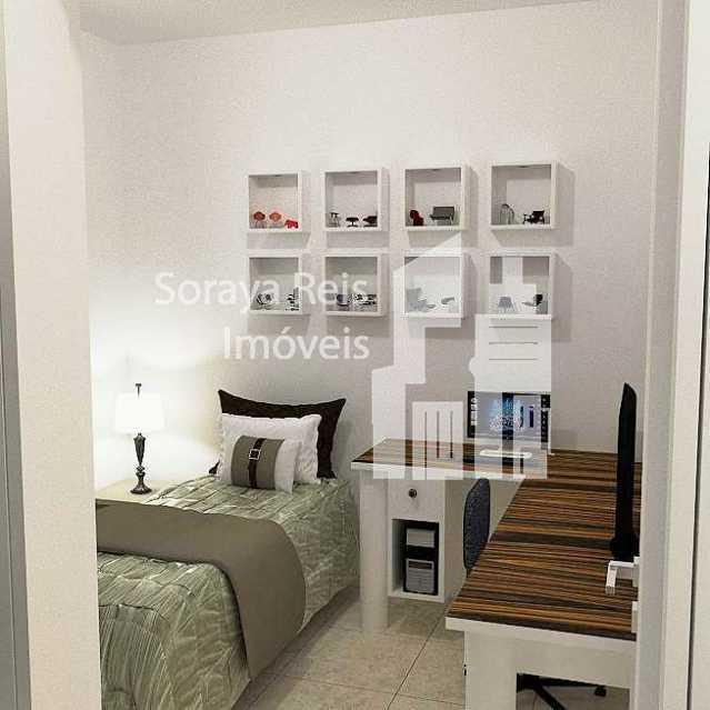 5c0ae67bfc2482780a879322ede48c - Apartamento 3 quartos à venda São Lucas, Belo Horizonte - R$ 429.000 - 825 - 7