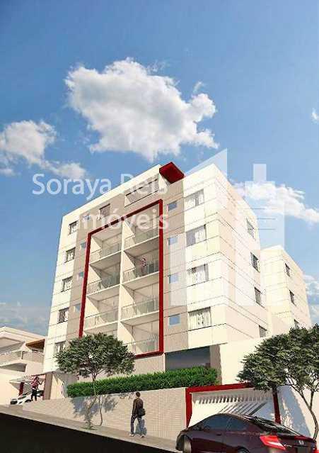 8eecdb09312668847a73821ec5dedb - Apartamento 3 quartos à venda São Lucas, Belo Horizonte - R$ 429.000 - 825 - 3