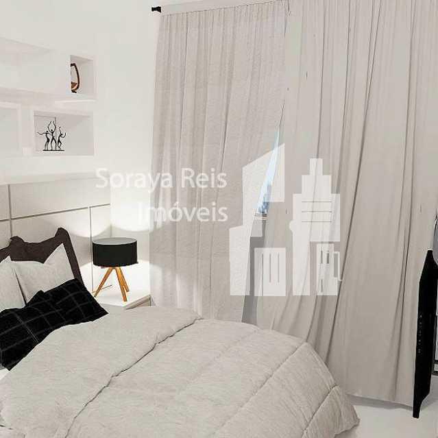 848e14f924115f7f263edfd64e929a - Apartamento 3 quartos à venda São Lucas, Belo Horizonte - R$ 429.000 - 825 - 8