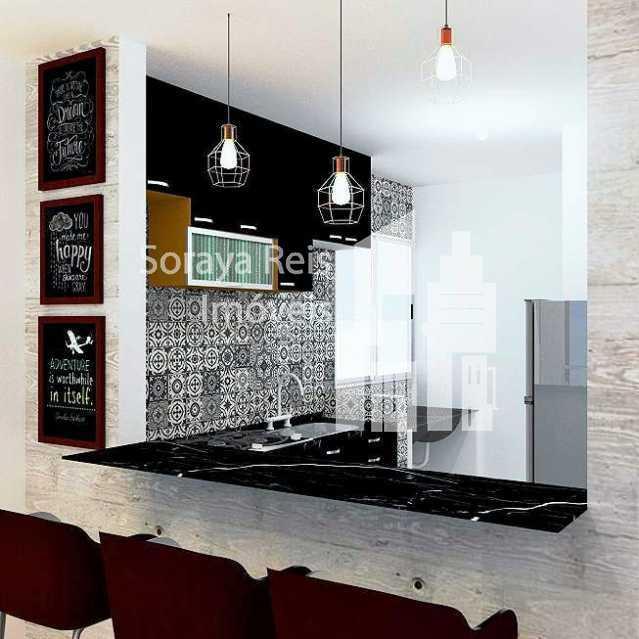 cbd9f04dded854c2ffe819c92f6d1a - Apartamento 3 quartos à venda São Lucas, Belo Horizonte - R$ 429.000 - 825 - 10