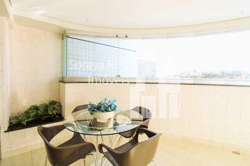 14 - Apartamento 3 quartos à venda Estoril, Belo Horizonte - R$ 675.000 - 26 - 11