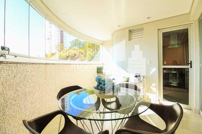 15 - Apartamento 3 quartos à venda Estoril, Belo Horizonte - R$ 675.000 - 26 - 12