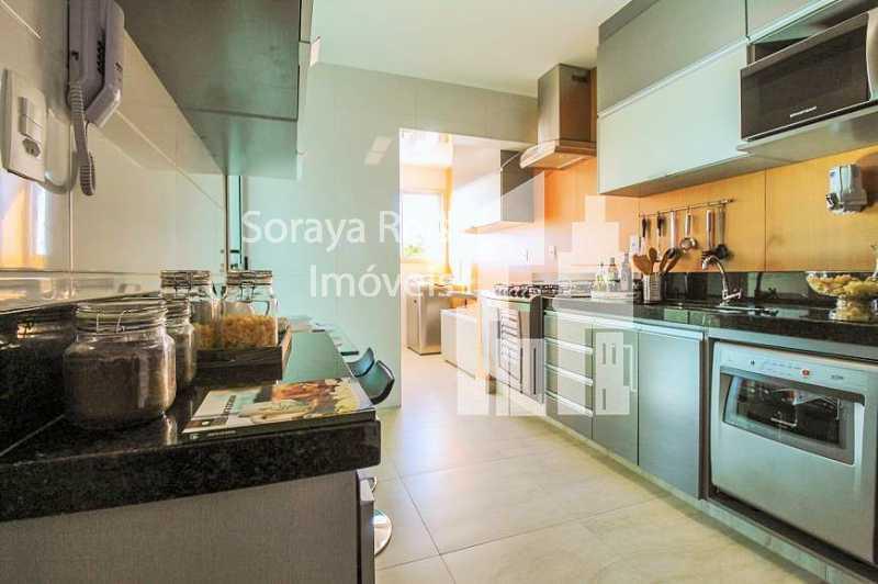 24 - Apartamento 3 quartos à venda Estoril, Belo Horizonte - R$ 675.000 - 26 - 15