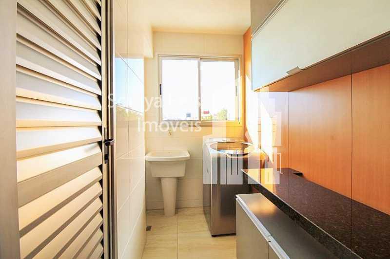 27 - Apartamento 3 quartos à venda Estoril, Belo Horizonte - R$ 675.000 - 26 - 18