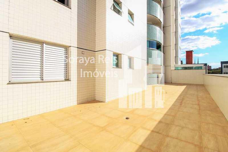 area  privativa - Apartamento 3 quartos à venda Estoril, Belo Horizonte - R$ 925.000 - 27 - 1