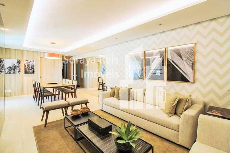 09 - Apartamento 3 quartos à venda Estoril, Belo Horizonte - R$ 925.000 - 27 - 6