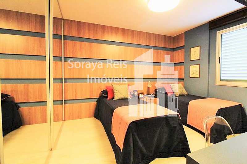 17 - Apartamento 3 quartos à venda Estoril, Belo Horizonte - R$ 925.000 - 27 - 11