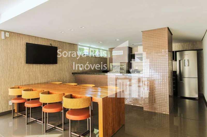 30 - Apartamento 3 quartos à venda Estoril, Belo Horizonte - R$ 925.000 - 27 - 18